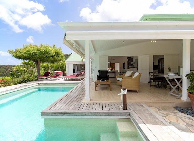 Vacation Rental St Barthelemy WV MAI Villa St Barts Villa MAIpol Desktop