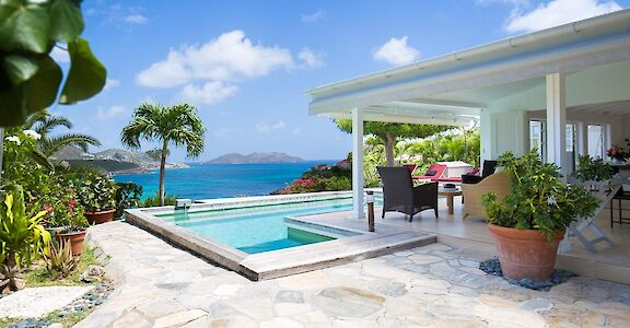 Vacation Rental St Barthelemy WV MAI Villa St Barts Villa MAIpat Desktop