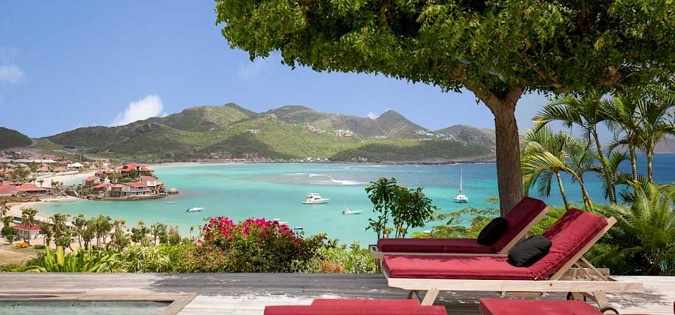 Vacation Rental St Barthelemy WV MAI Villa St Barts Villa MAIdek Desktop