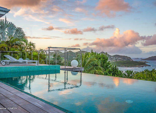 Vacation Rental St Barthelemy WV ISI Villa St Barts Villa ISIpol Desktop