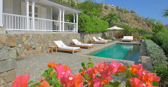 Vacation Rental St Barthelemy WV VGV Villa St Barts Villa VGVpol Desktop