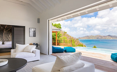 Vacation Rental St Barthelemy WV INF Villa Infiniti St Barts Villa INFliv Desktop