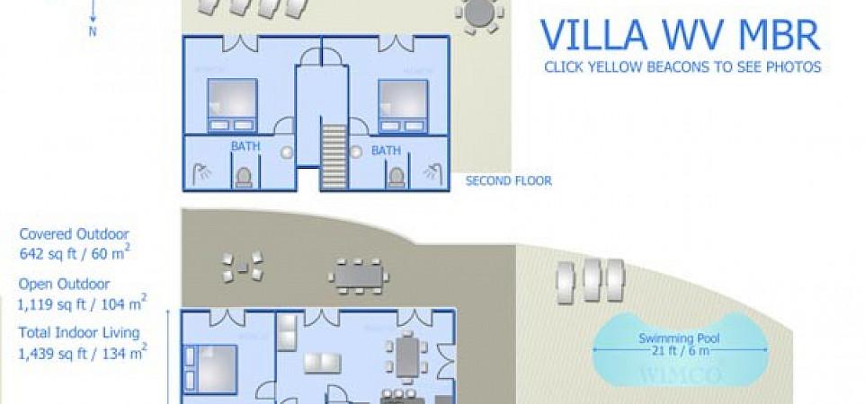 Vacation Rental St Barthelemy WV MBR Villa St Barts Villa Mbrico Desktop