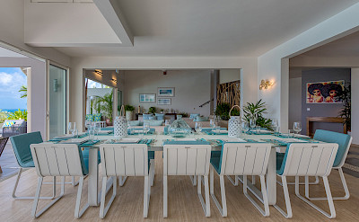 Ocean 5 Dining Table