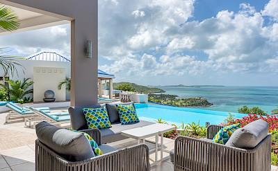 Ocean 5 Outdoor Seating