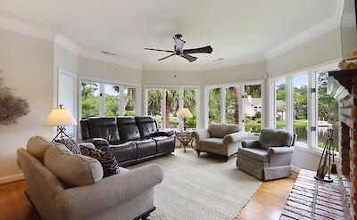Haul Away Living Area