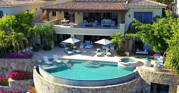 Mexico Los Cabos Luxury Oceanview V 2 4