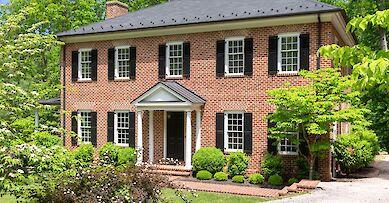 Virginia villa rentals