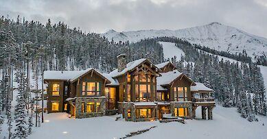Montana villa rentals
