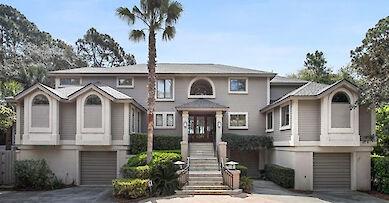 South Carolina villa rentals
