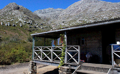 Hikers hut in Mount Mulanje. ©TO