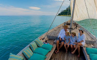 Lake Malawi boat ride. ©TO