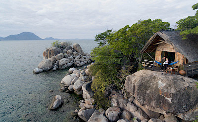 Mumbo Island at Cape Maclear. ©TO