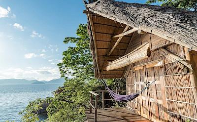 Mumbo Island overlooking Lake Malawi. ©TO