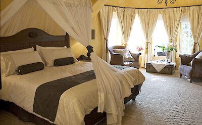 Room at Huntingdon House Satemwa ©TO