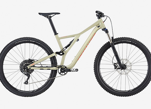 Specialized Stumpjumper with full suspension