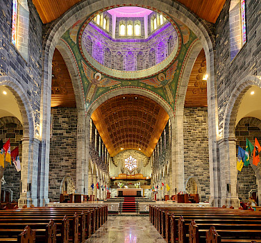 Galway Cathedral, Galway, Ireland. Photo via Flickr:Robert Linsdell