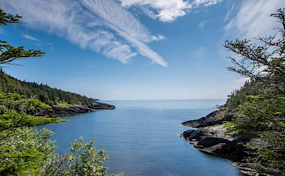 East Coast Trail in New Foundland, Canada. ©TO