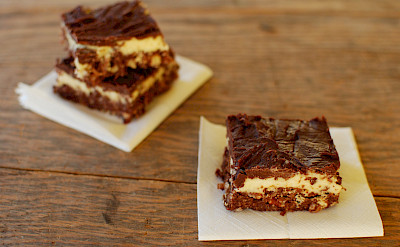 Nanaimo bars, a tradition in Canada! Flickr:Craig Dugas