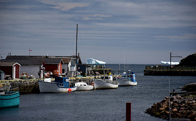 Petty Harbor in New Foundland, Canada. ©TO