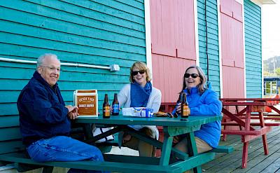 Relaxing in Quidi Vidi, New Foundland, Canada. Flickr:Jeremy T. Hetzel