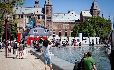Amsterdam, North Holland, the Netherlands. Flickr:_dChris