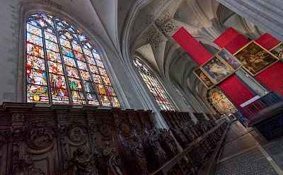 Cathedral of Our Lady in Antwerp, the Netherlands. Flickr:David Shamma