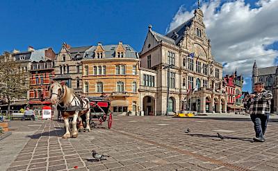 Ghent in East Flanders, Belgium. ©Hollandfotograaf