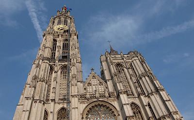 Onze-Lieve-Vrouwekathedraal in Antwerp, the Netherlands. Flickr:Nigel Swales