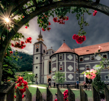 Olimje Monastery in Slovenia. Photo via Flickr:Bernd Thaller