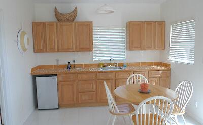 First Cottage Kitchen