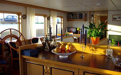 Lounge - Holland | Bike & Boat Tours