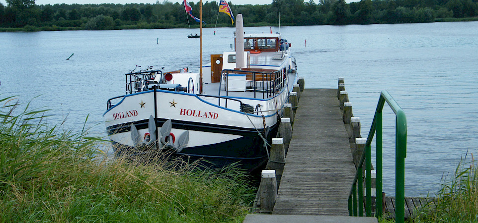 Holland | Bike & Boat Tours