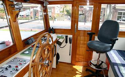 Captain's Hut - Holland | Bike & Boat Tours