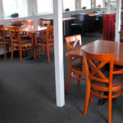 Dining Area - Anna Antal | Bike & Boat Tours