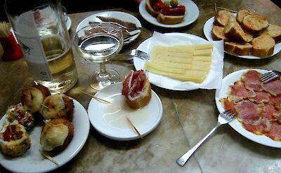 Catalan food. Flickr:Tom Purves