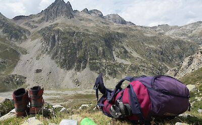 Hiking the Catalan Pyrenees, Spain. Flickr:Kitty Terwolbeck