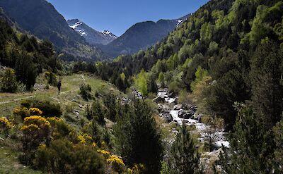 Hiking the Catalan Pyrenees, Spain. Flickr:Pierre PRESTAT