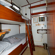Feniks - Bunk Bed Cabin - Bike & Boat Tours