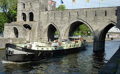 Feniks in Belgium - Bike & Boat Tours