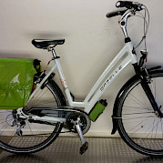 Feniks - Hybrid Step-Through Bike - Bike & Boat Tours