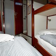 Feniks - Standard Twin Cabin - Bike & Boat Tours