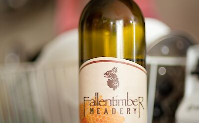 Canadian Fallentimber Honey Wine! Flickr:Kurayba
