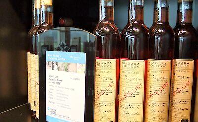 Ice Wine at Niagara College teaching winery, Canada. Flickr:James Cridland