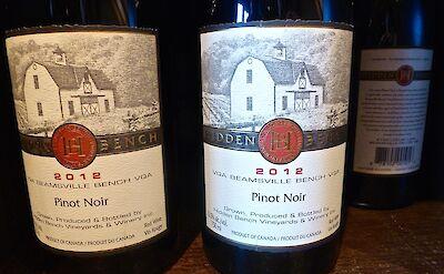 Canadian wines! Flickr:Deb Nystrom