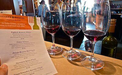 Wine tasting at Niagara-on-the-Lake, Canada. Flickr:Deb Nystrom