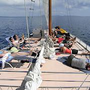 sun deck - Tarin