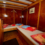 Cabin on the Linda