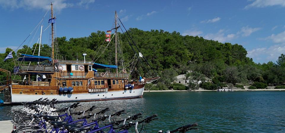 Panagiota | Bike & Boat Tours