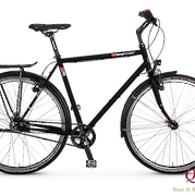 VSF T-300 trekking bike (horizontal bar frame)